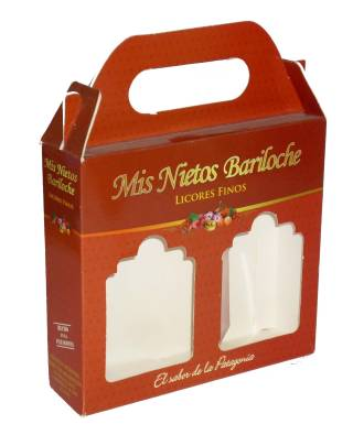 Caja para licores