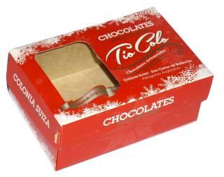 Caja para chocolates 150 g